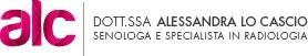 Dott.ssa Alessandra Lo Casco - Senologa e Specialista in radiologia